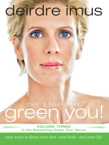 9781416541257: The Essential Green You: Easy Ways to Detox Your Diet, Your Body, and Your Life (Green This!)