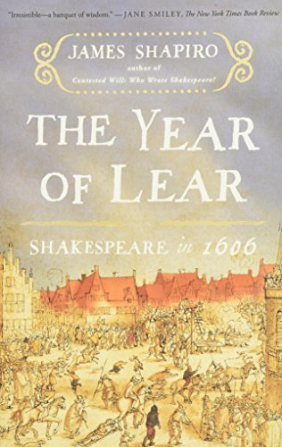9781416541653: The Year of Lear: Shakespeare in 1606