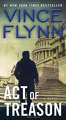 9781416542261: Act of Treason (A Mitch Rapp Novel)