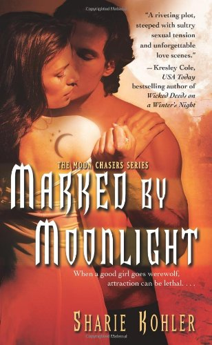 9781416542278: Marked by Moonlight (Moon Chasers, Book 1)