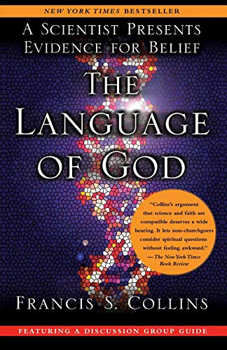 9781416542742: The Language of God: A Scientist Presents Evidence for Belief