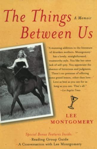 9781416543107: The Things Between Us: A Memoir