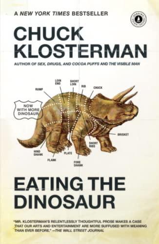 9781416544210: Eating the Dinosaur