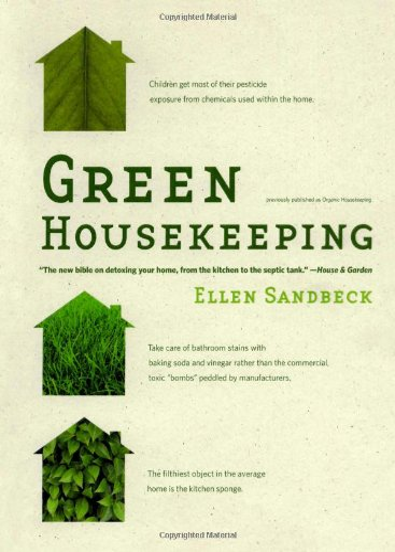9781416544555: Green Housekeeping