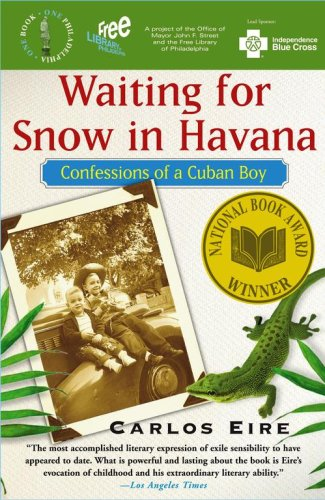 9781416544722: Waiting for Snow in Havana: Confessions of a Cuban Boy