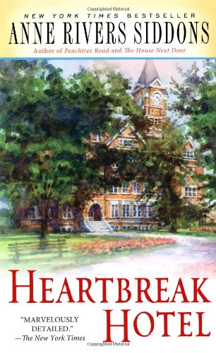 Heartbreak Hotel (1416544909) by Siddons, Anne Rivers