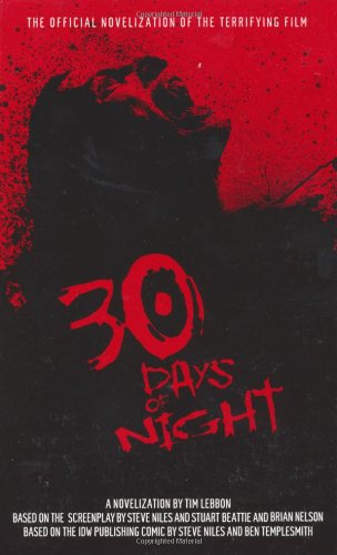 30 Days of Night (Movie Novelization)