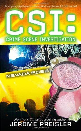 9781416544999: Nevada Rose (CSI: Crime Scene Investigation)
