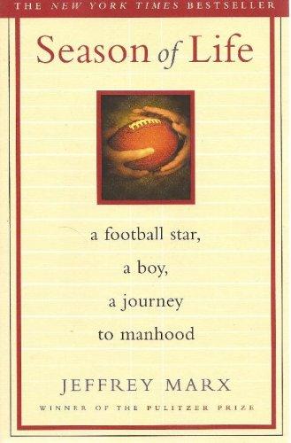9781416545408: Season of Life: a football Star, a boy, a journey to Manhood