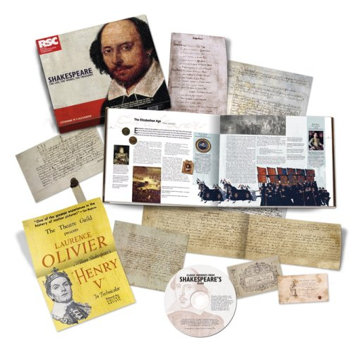 9781416546771: Shakespeare: The Life, The Works, The Treasures