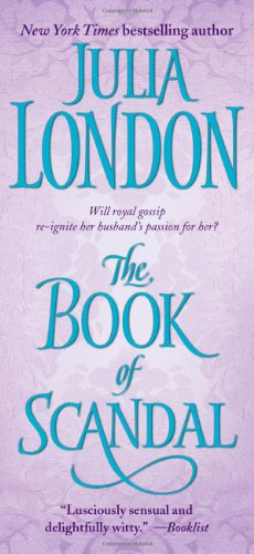 9781416547112: The Book of Scandal (Scandalous 1)