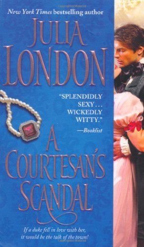 A Courtesan's Scandal (Scandalous)
