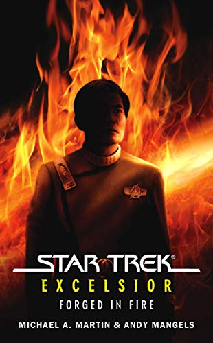 9781416547167: Star Trek: The Original Series: Excelsior: Forged in Fire