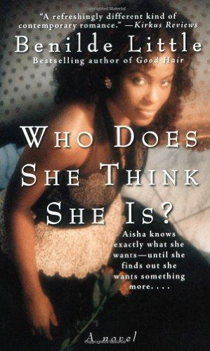 9781416547419: Who Does She Think She Is?: A Novel