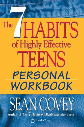 9781416547747: The 7 Habits of Highly Effective Teens: Personal Workbook