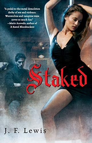 9781416547808: Staked (Void City, Book 1)
