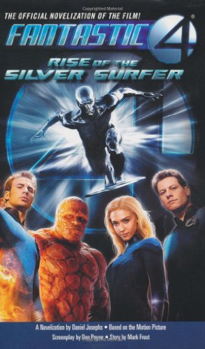 9781416548096: Fantastic 4: Rise of the Silver Surfer