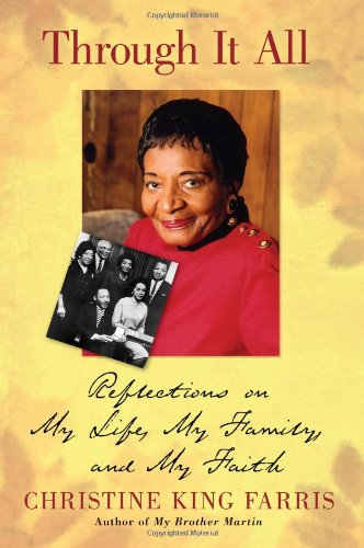 9781416548812: Through It All: Reflections on My Life, My Family, and My Faith