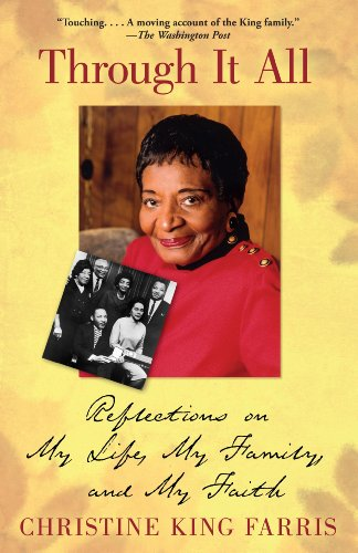9781416548829: Through It All: Reflections on My Life, My Family, and My Faith
