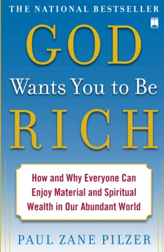 9781416549277: God Wants You to Be Rich: How and Why Everyone Can Enjoy Material and Spiritual Wealth in Our Abundant World