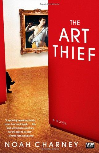 9781416550303: The Art Thief: A Novel