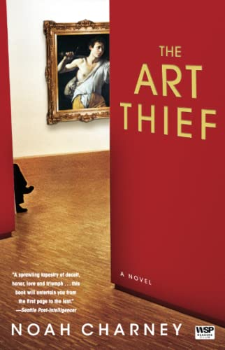 9781416550310: The Art Thief: A Novel