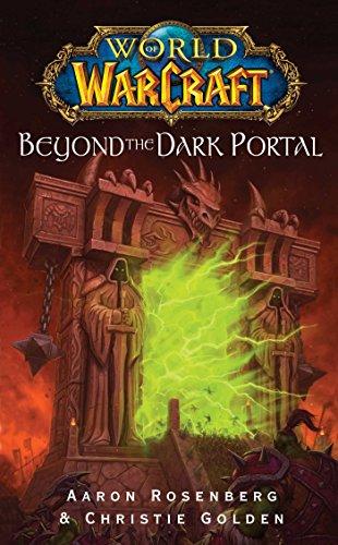9781416550860: Beyond the Dark Portal (World of Warcraft)