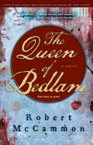 9781416551119: The Queen of Bedlam