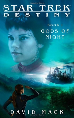 Gods of the Night: David Mack, Gene