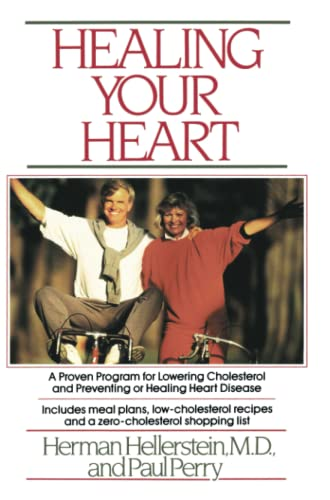 9781416552048: Healing Your Heart: Proven Program for Reducing Heart Disease without Drugs or Surgery