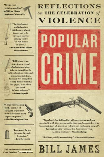 9781416552741: Popular Crime: Reflections on the Celebration of Violence