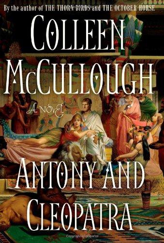 9781416552949: Antony and Cleopatra: A Novel