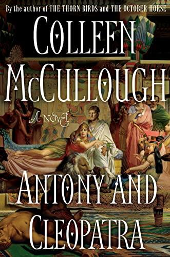 9781416552956: Antony and Cleopatra (Masters of Rome)