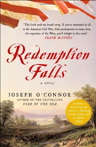 Redemption Falls: O'Connor, Joseph