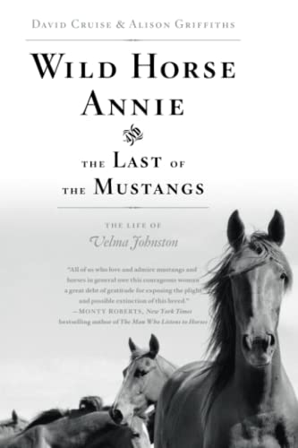 9781416553366: Wild Horse Annie and the Last of the Mustangs: The Life of Velma Johnston