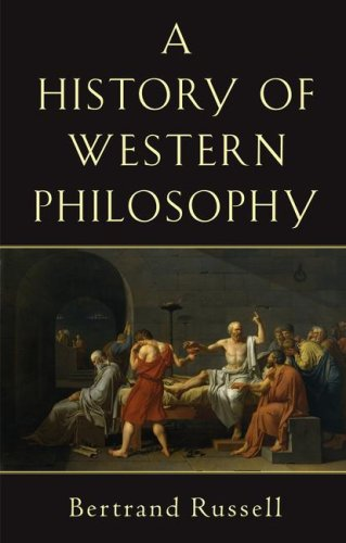 9781416554776: A History of Western Philosophy