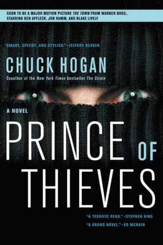 9781416554905: Prince of Thieves: A Novel