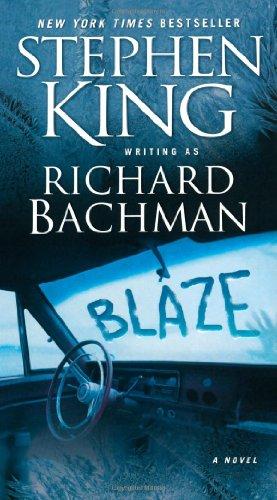 9781416555049: Blaze: A Novel