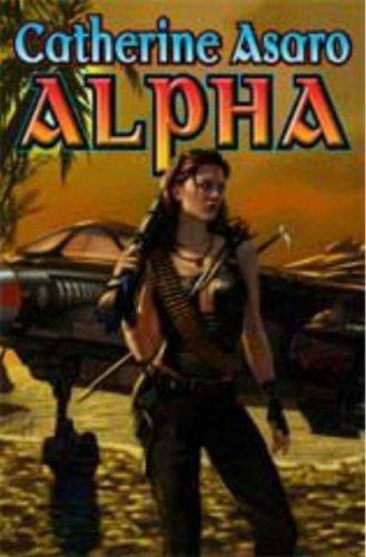 Alpha (2) (Sunrise Alley): Asaro, Catherine