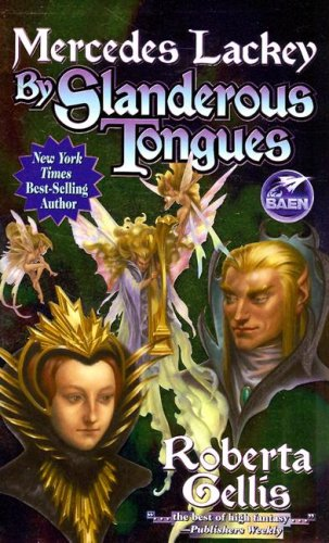9781416555315: By Slanderous Tongues (The Doubled Edge, Book 3)