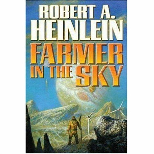 9781416555407: Farmer in the Sky (Baen Book)