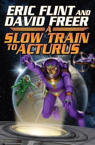 9781416555858: Slow Train to Arcturus