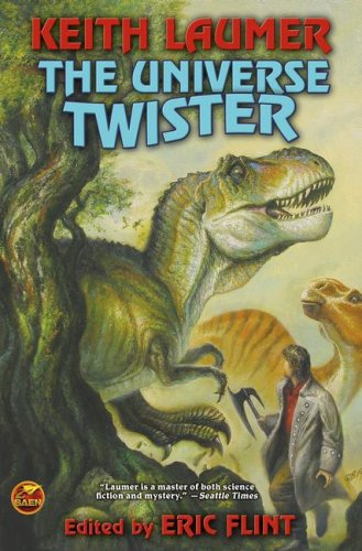 The Universe Twister (1416555978) by Keith Laumer
