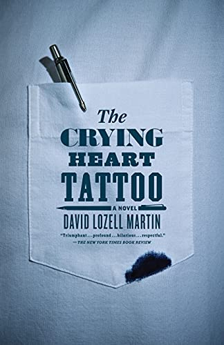 9781416556091: The Crying Heart Tattoo: A Novel