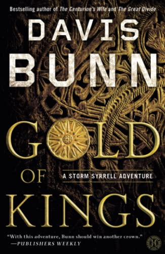 9781416556329: Gold of Kings (Storm Syrrell Adventure Series, Book 1)
