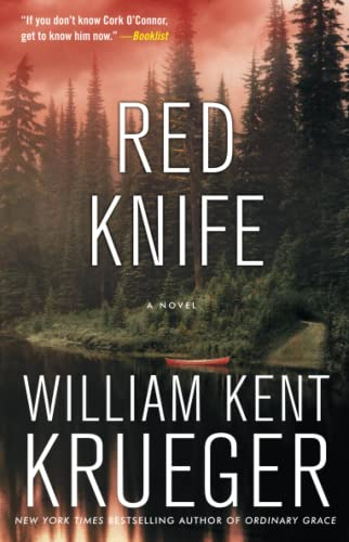 9781416556756: Red Knife: A Novel (Cork O'Connor Mystery Series)
