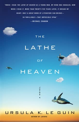 9781416556961: The Lathe Of Heaven: A Novel