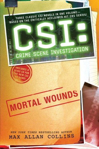9781416559078: CSI: Crime Scene Investigation: Mortal Wounds