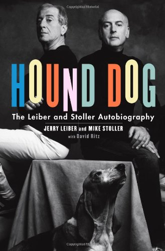 9781416559382: Hound Dog: The Leiber and Stoller Autobiography