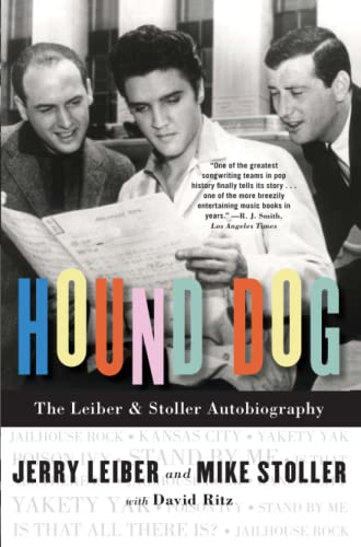 9781416559399: Hound Dog: The Leiber & Stoller Autobiography
